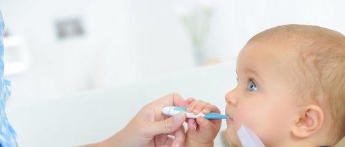 El estado de la lengua puede indicar si tu hijo está sano o no