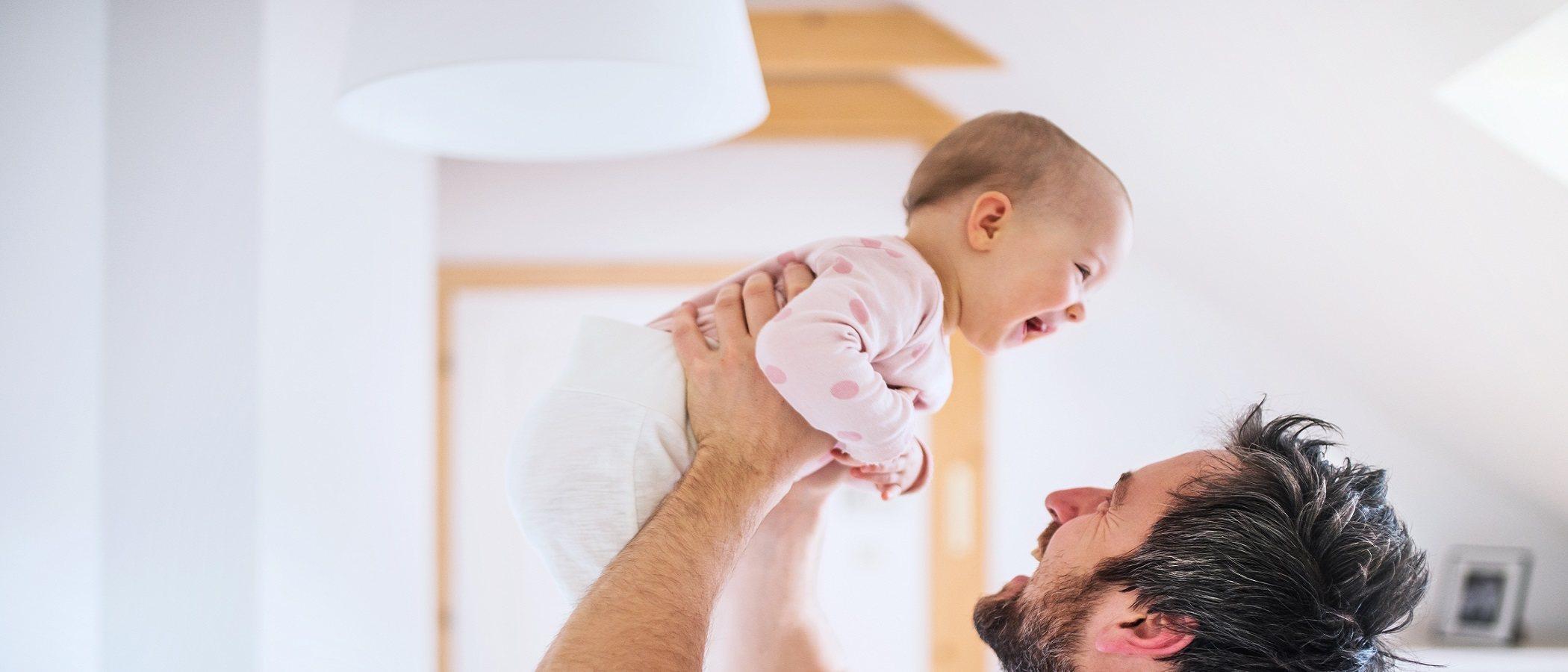 Cómo afecta a la pareja la llegada de un bebé
