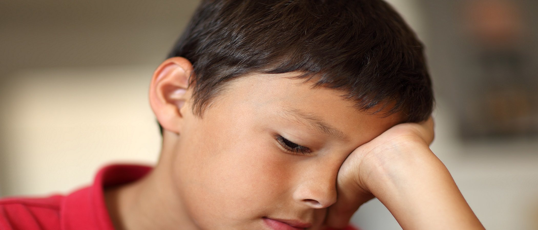 El cansancio mental en los niños