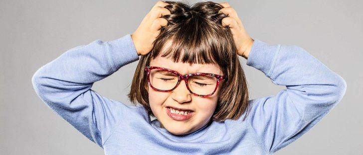 Causas de la alopecia infantil