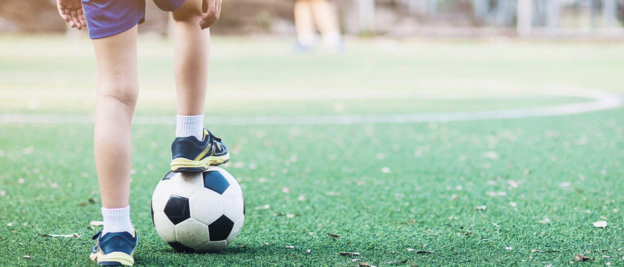 Consejos para eliminar el mal olor de los pies de los niños