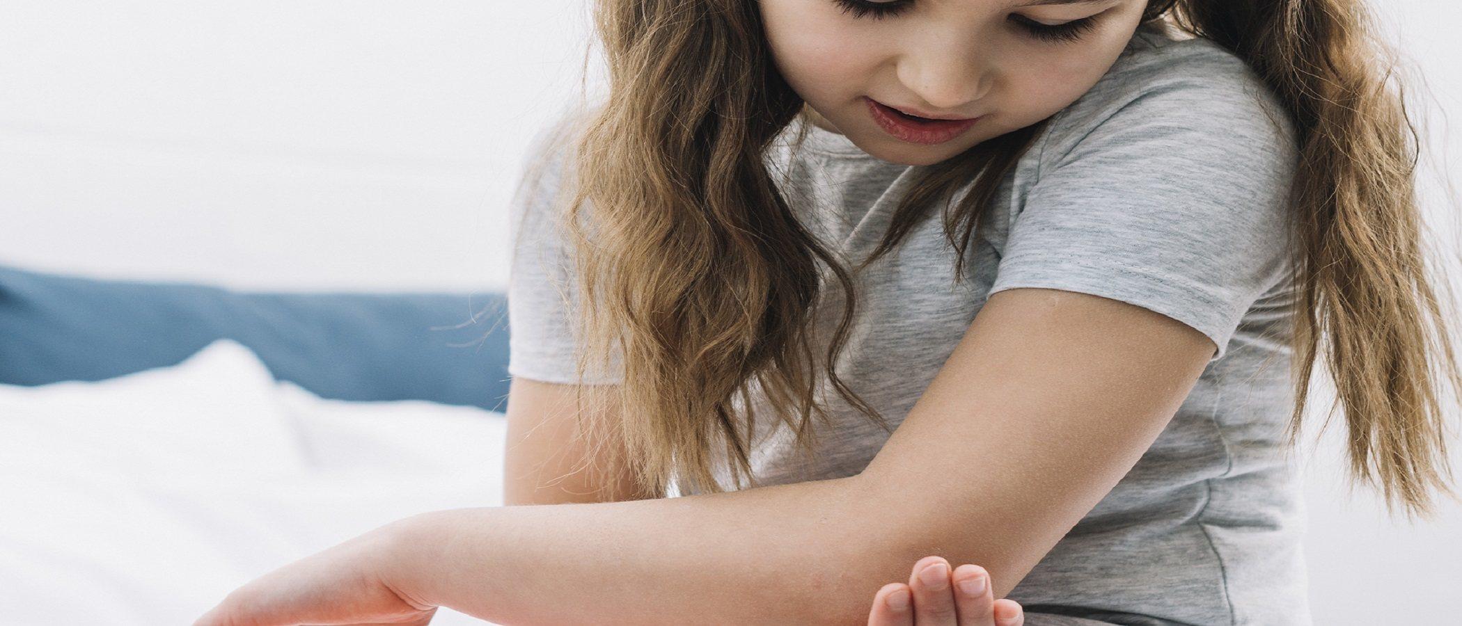 Las fracturas de huesos más comunes en los niños