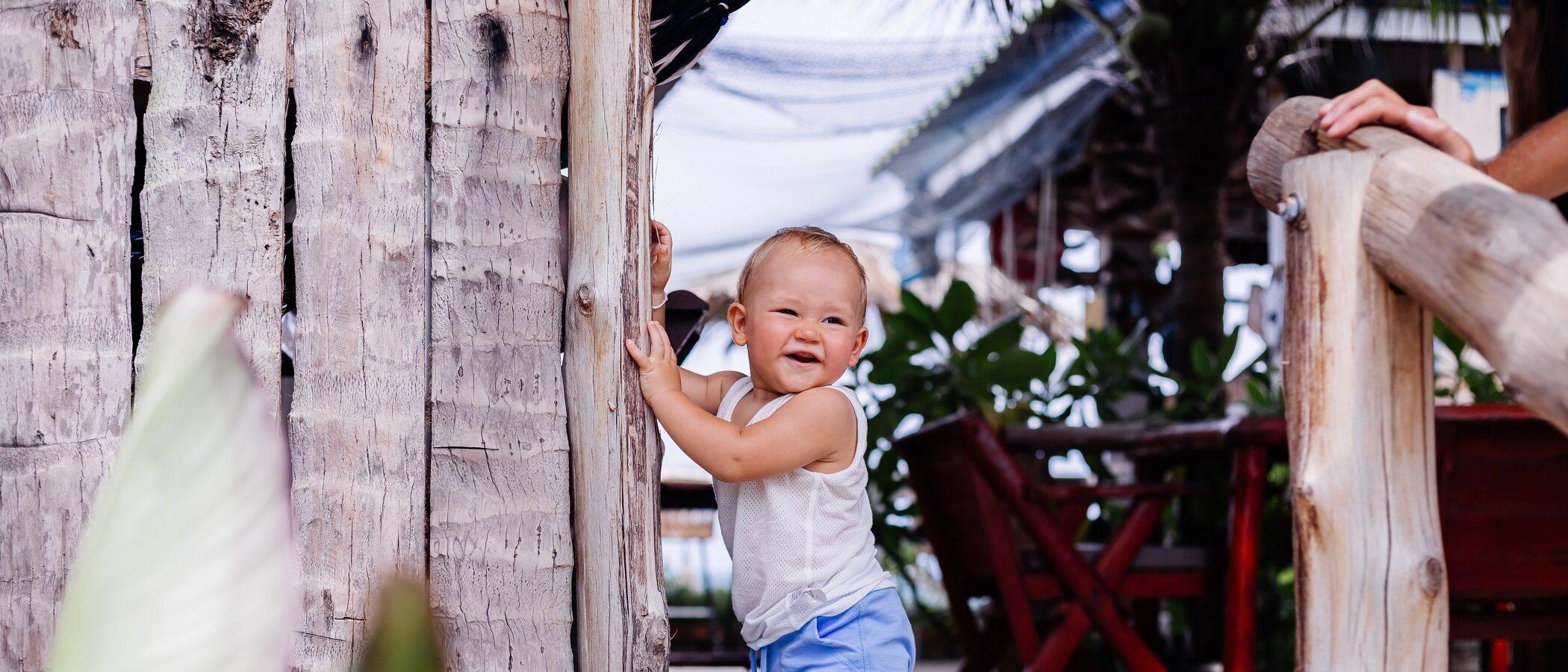 Cómo evitar un golpe de calor en bebés y en niños