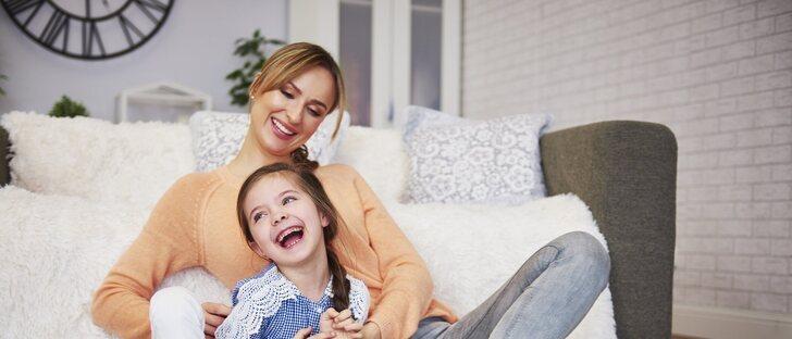 Por qué es importante la alegría en los niños