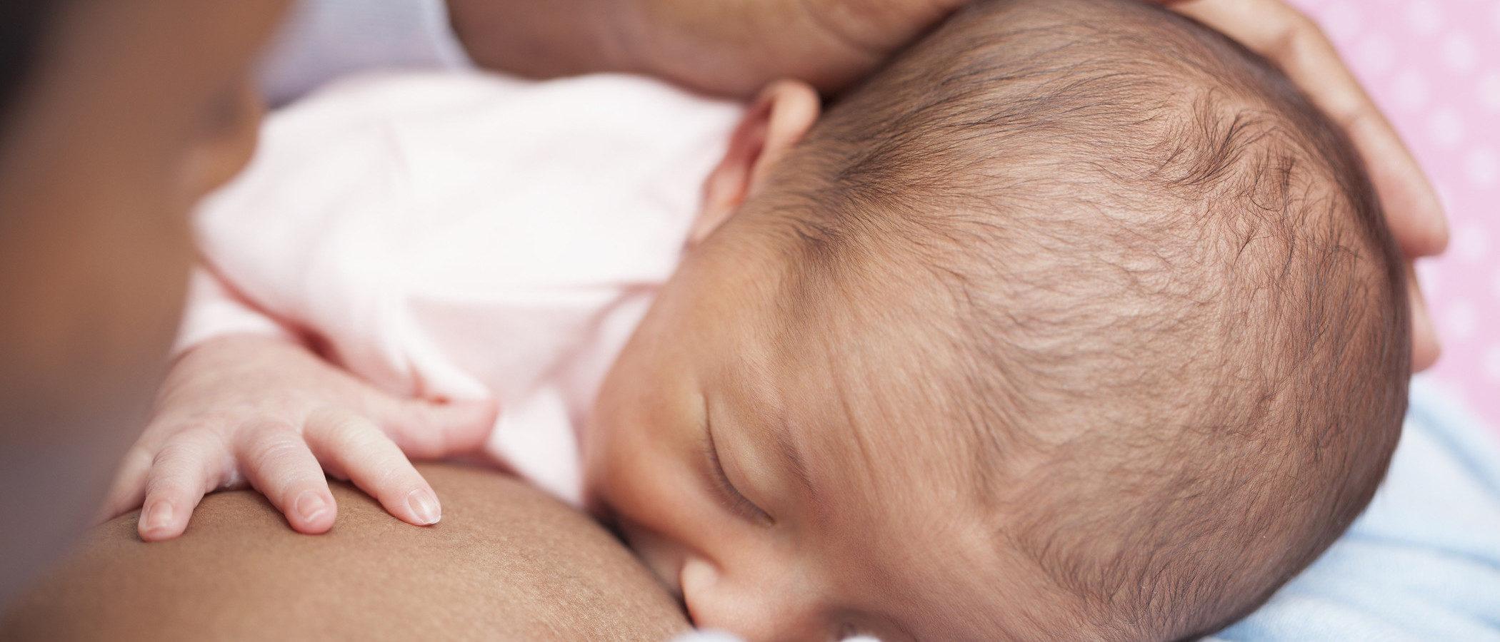 Problemas durante la lactancia