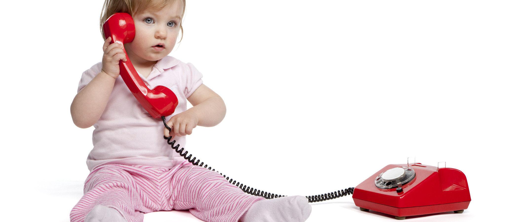 ¿Cómo aprenden los niños a hablar?