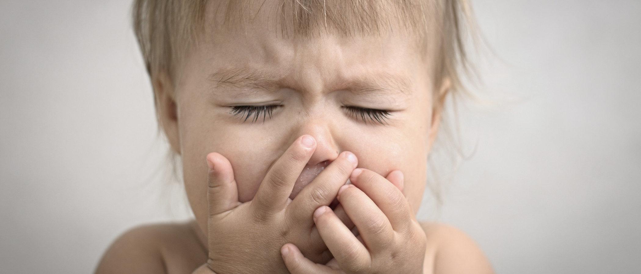 Síntomas de la rubeóla en los niños