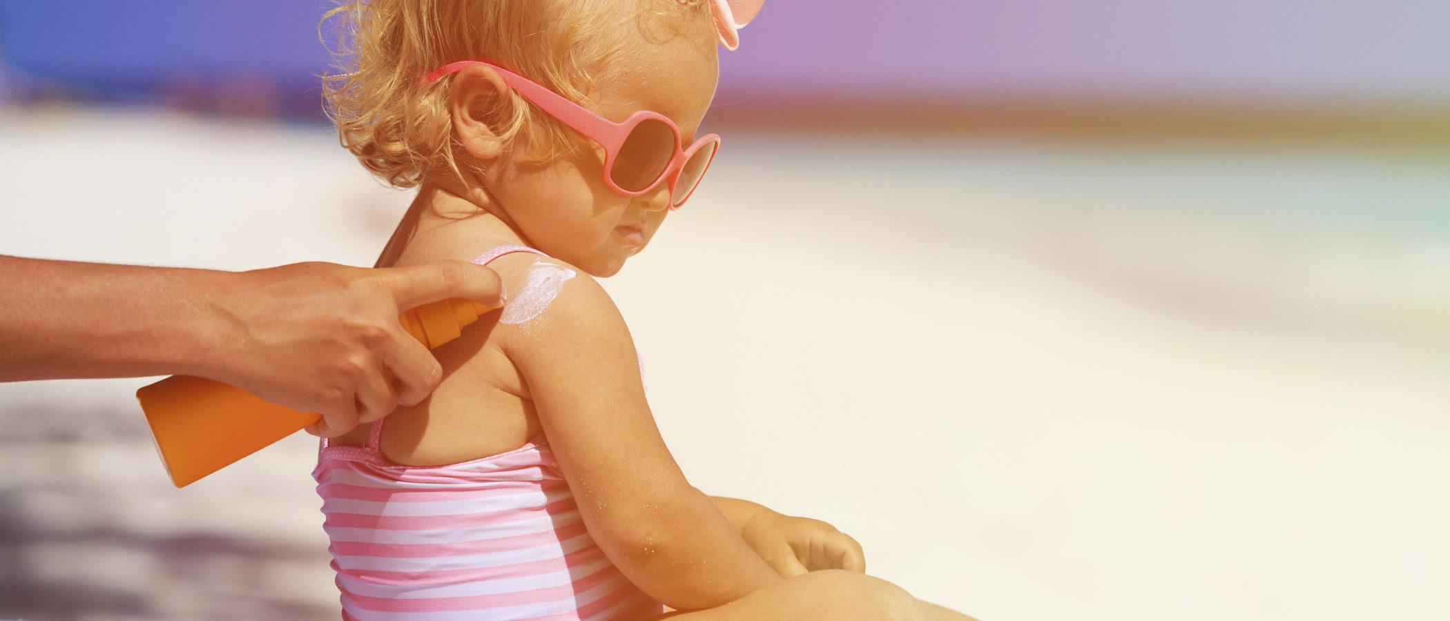 Consejos para proteger a los niños del calor en verano