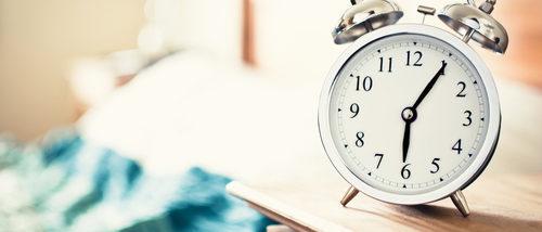 Vuelta al cole: ayuda a tus hijos a madrugar