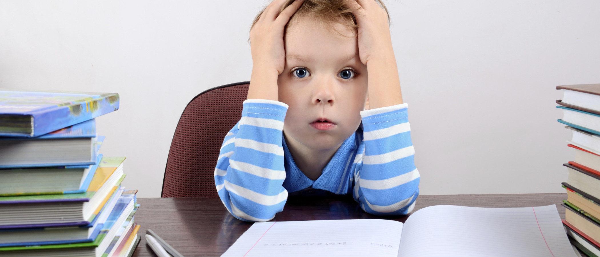 Ayuda a tus hijos con los deberes y tareas escolares