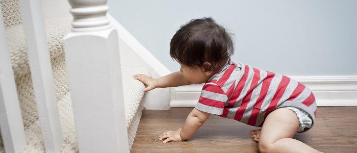 Preparar la casa a prueba de bebés