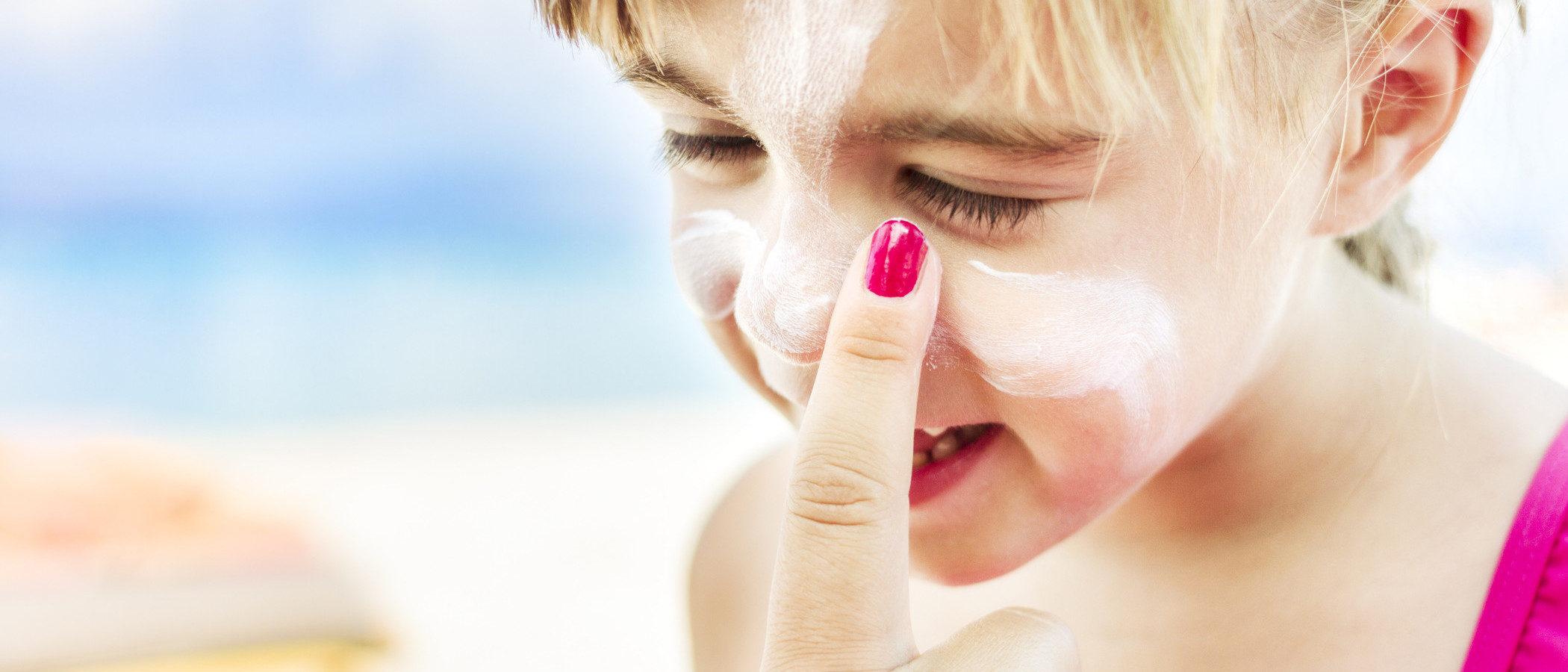 Protección solar para niños: un aliado para todo el año