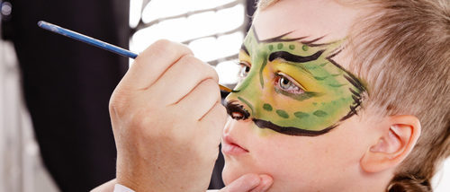 Maquillaje de Halloween para niños: las ideas más orginales y los mejores trucos de maquillaje para niños