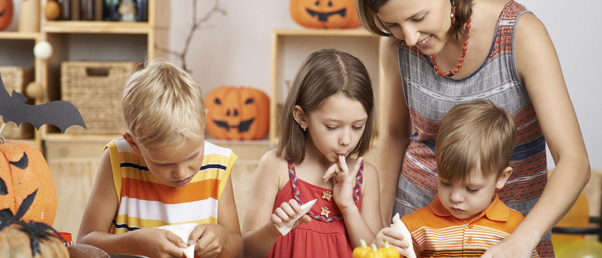 Postres de Halloween para hacer con tus hijos