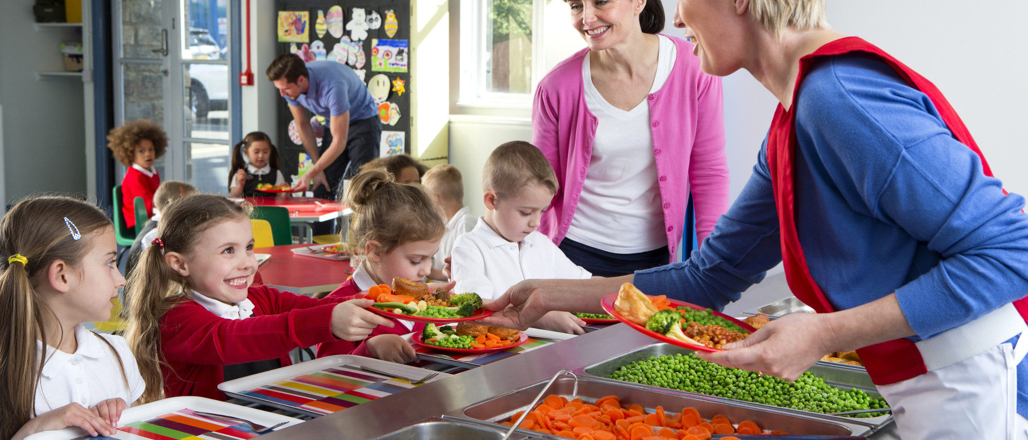Comedor escolar o tupper casero bekia padres for Comedor escolar