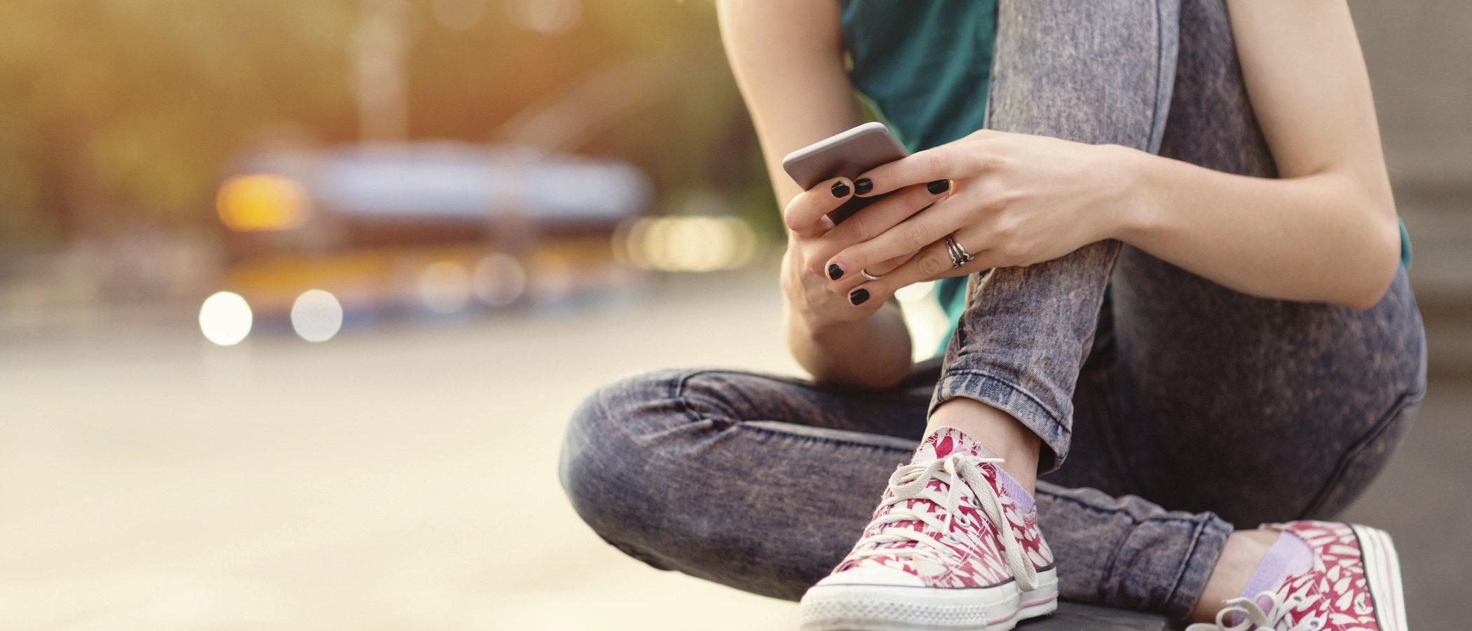 ¿A qué edad debe un niño tener su primer teléfono móvil?