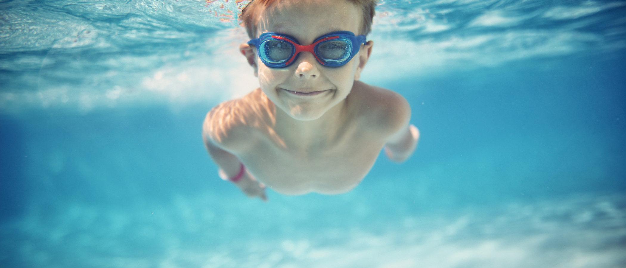 Actividades extraescolares: natación