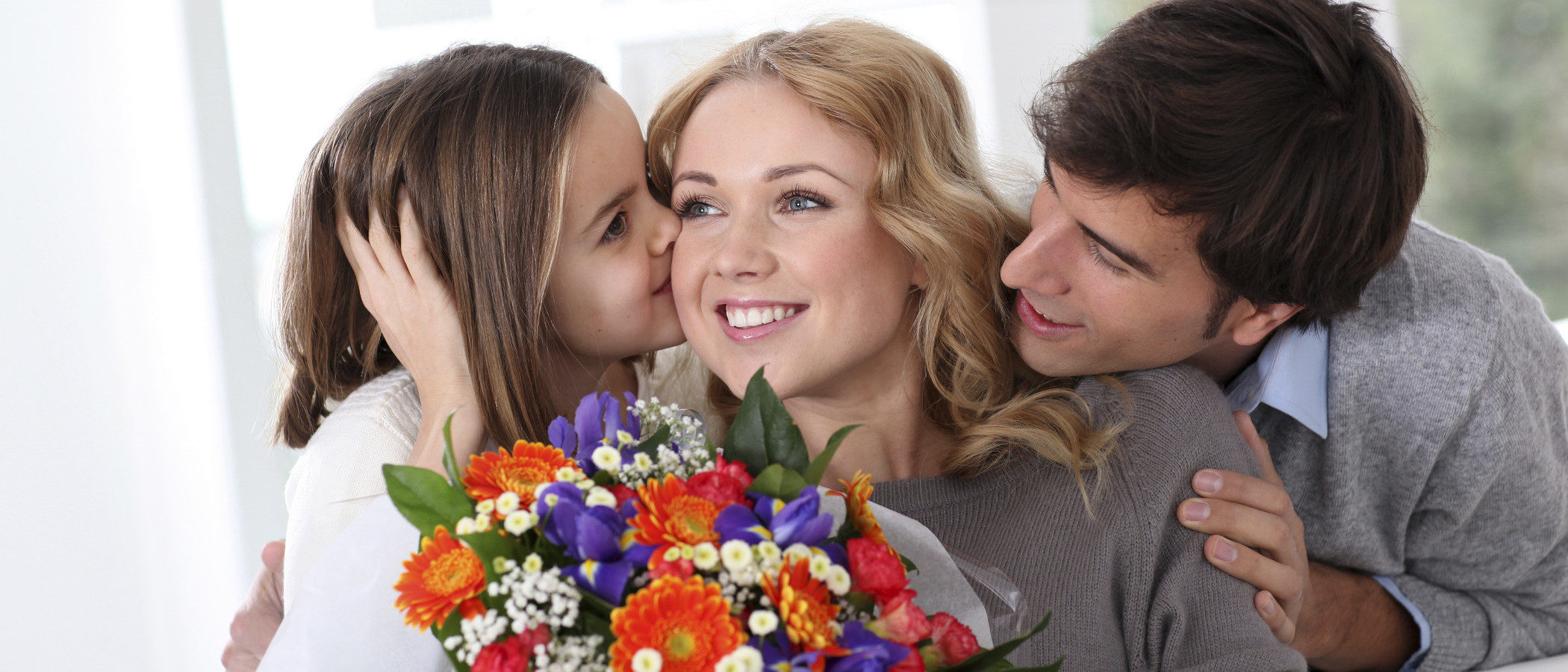 Celebrar el Día de la Madre con la pareja de tu padre