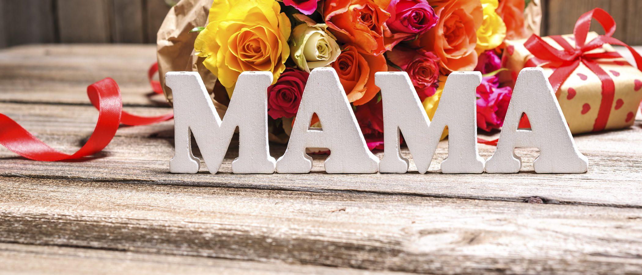 Tu primer Día de la Madre