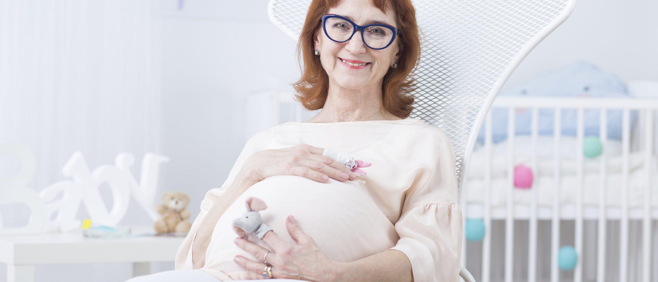 Riesgos de quedarse embarazada a partir de los 35 años