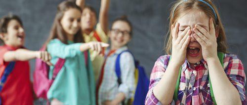 Cómo ayudar a tu hijo si sufre bullying