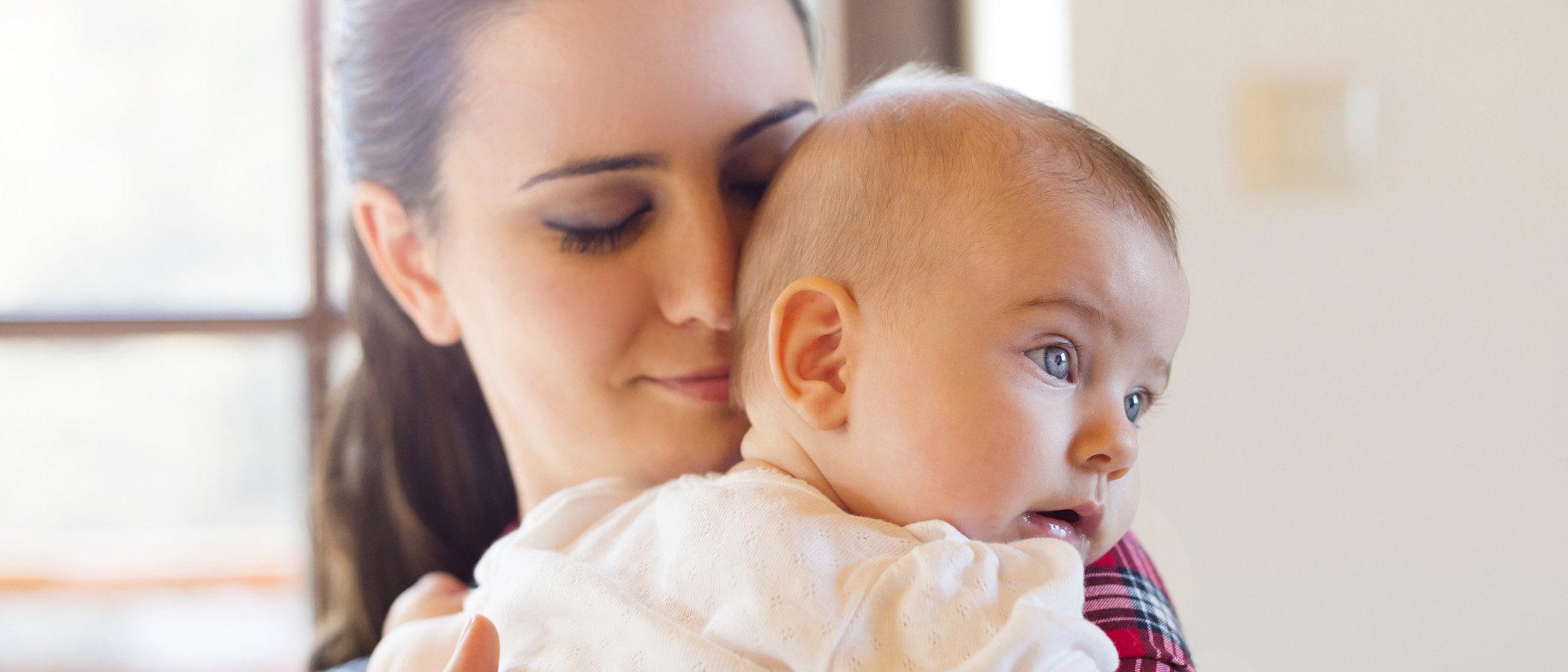 Cómo ayudar a tu bebé a expulsar los gases correctamente