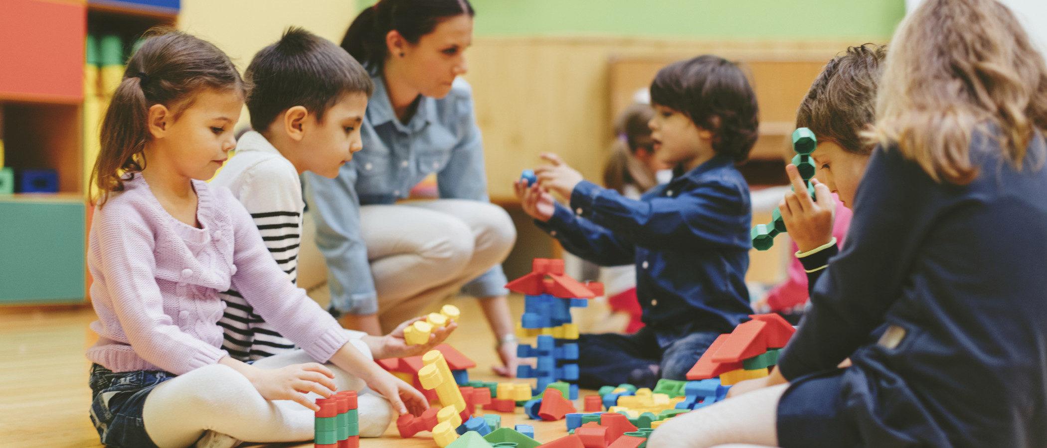 Ayuda a tu hijo a afrontar su primer día de guardería