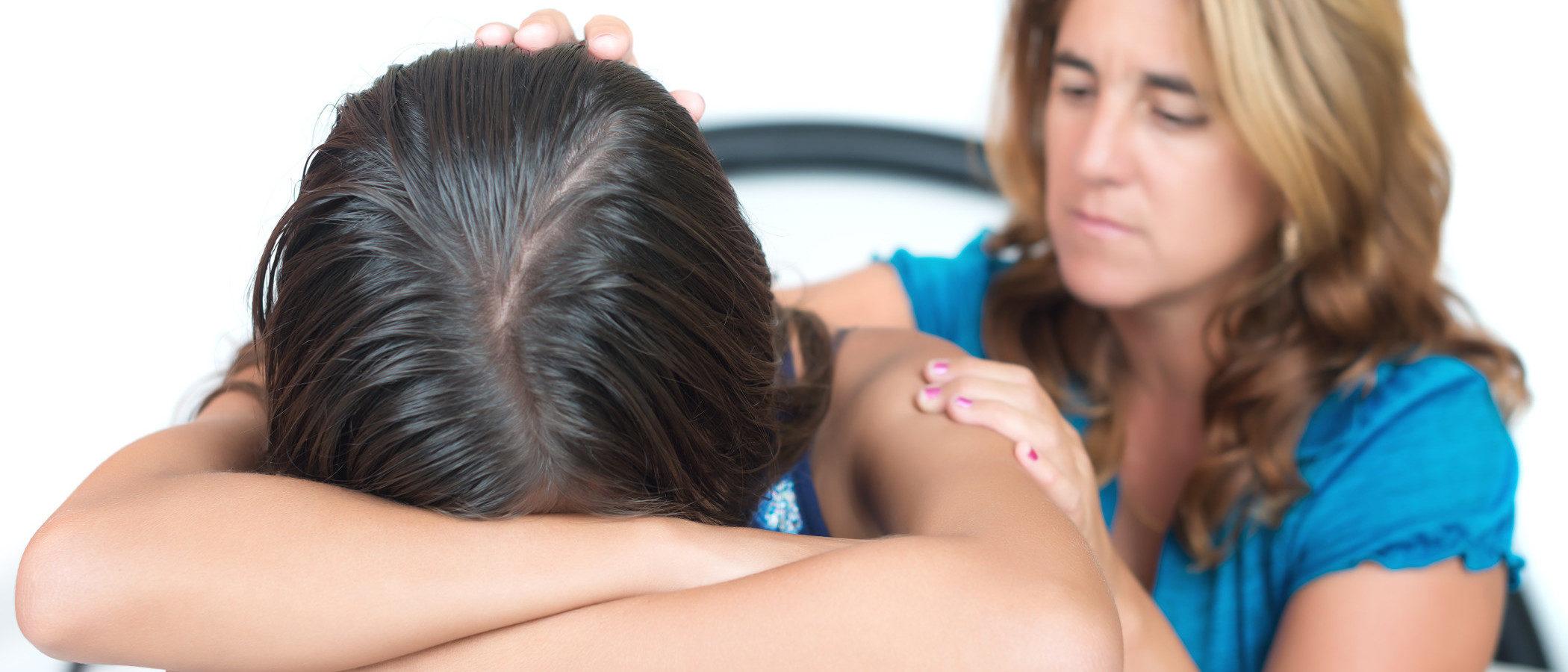 Ayuda a tu hijo a seguir adelante tras un intento de suicidio