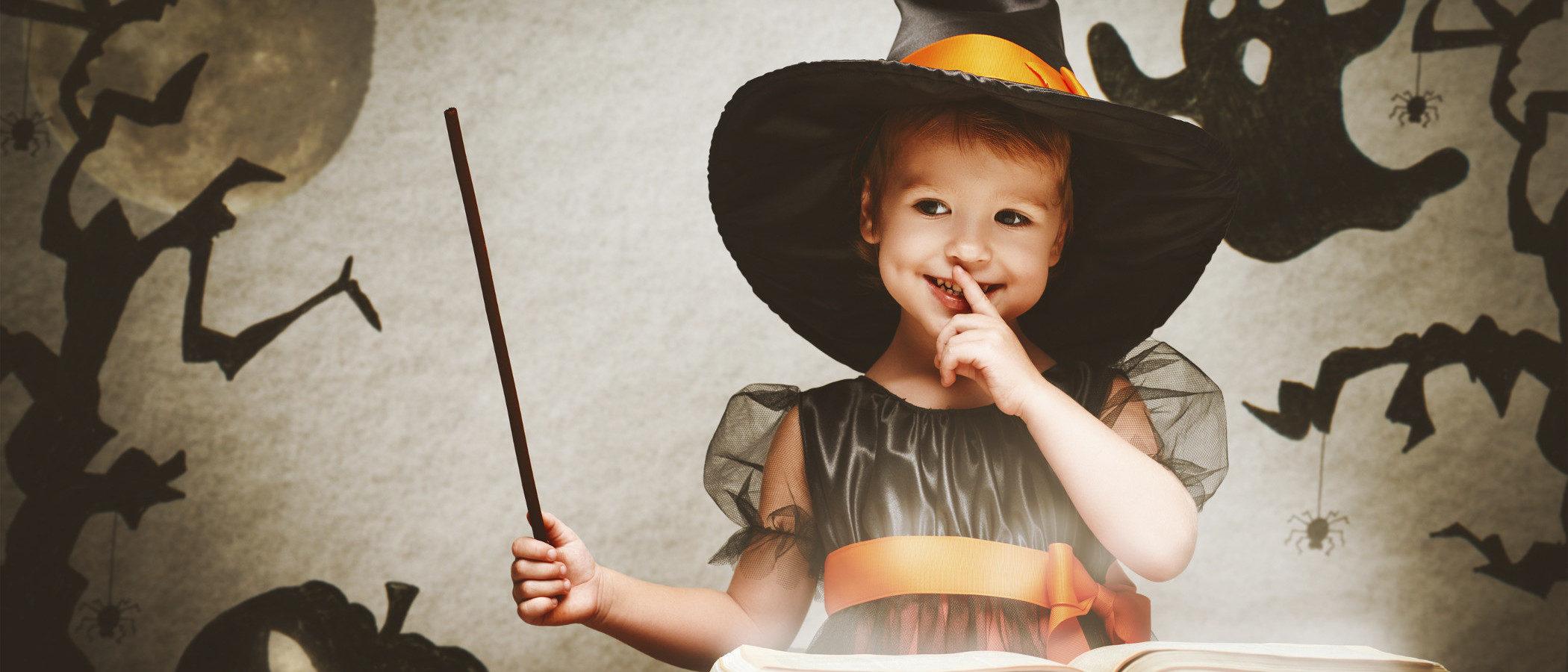 Paso a paso: disfraz de bruja para Halloween