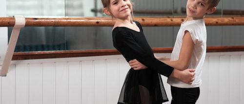 Actividades extraescolares: Beneficios del ballet en los niños