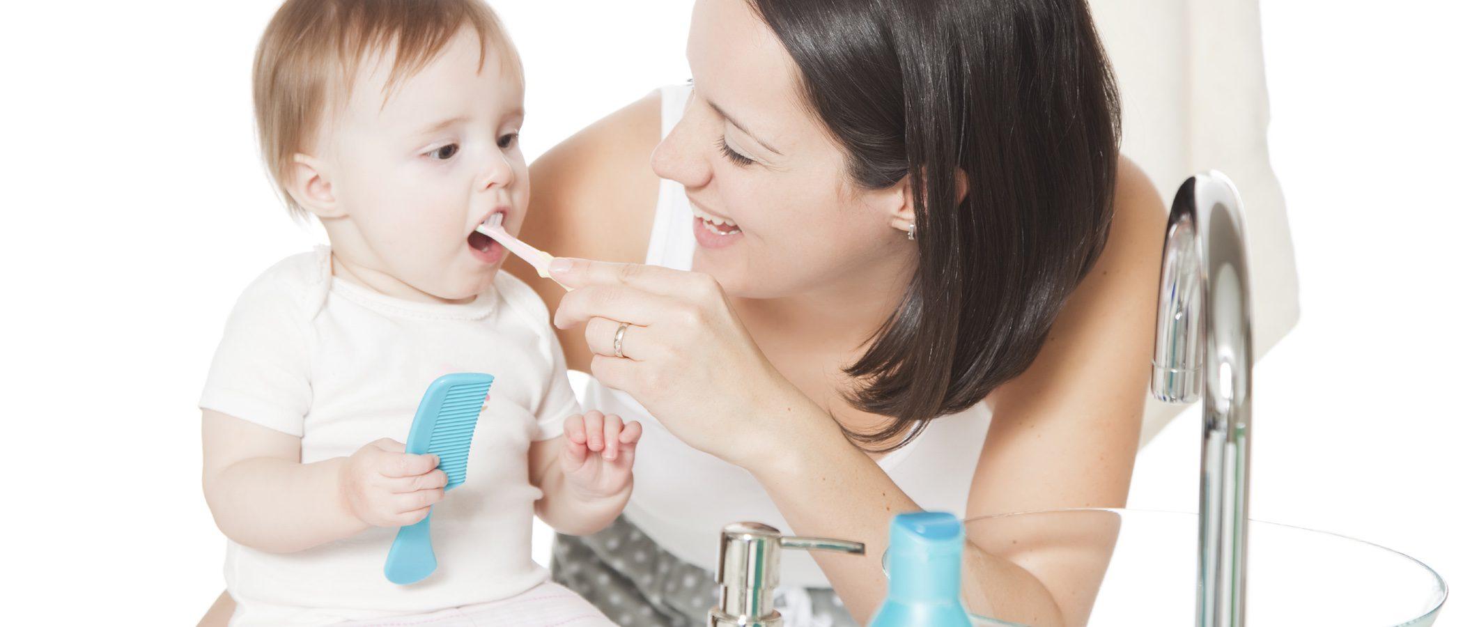 La higiene bucal de tu bebé, clave para evitar enfermedades