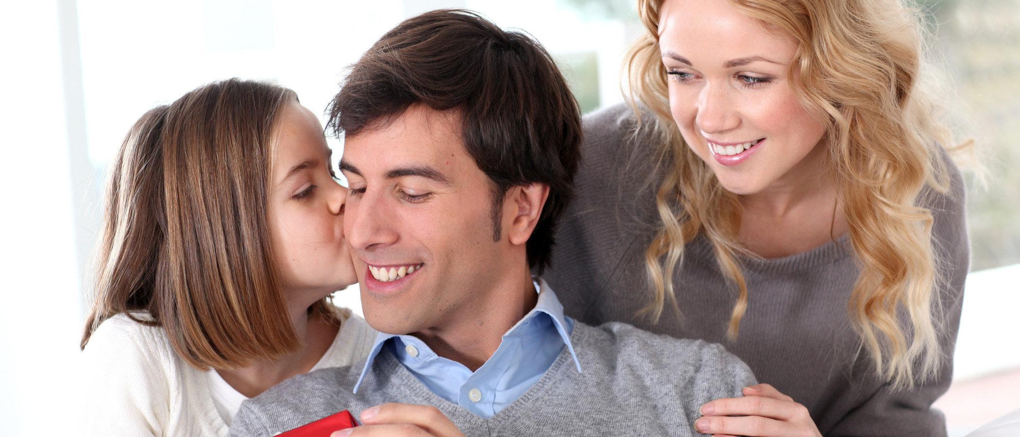 Dedicatorias para felicitar el Día del Padre
