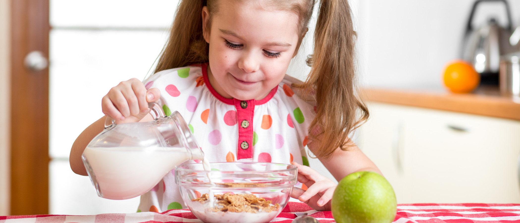 Mi hijo no quiere desayunar, ¿qué puedo hacer?