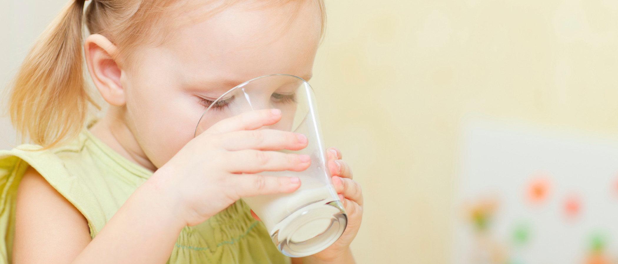 9 alimentos ricos en calcio para el crecimiento de los niños