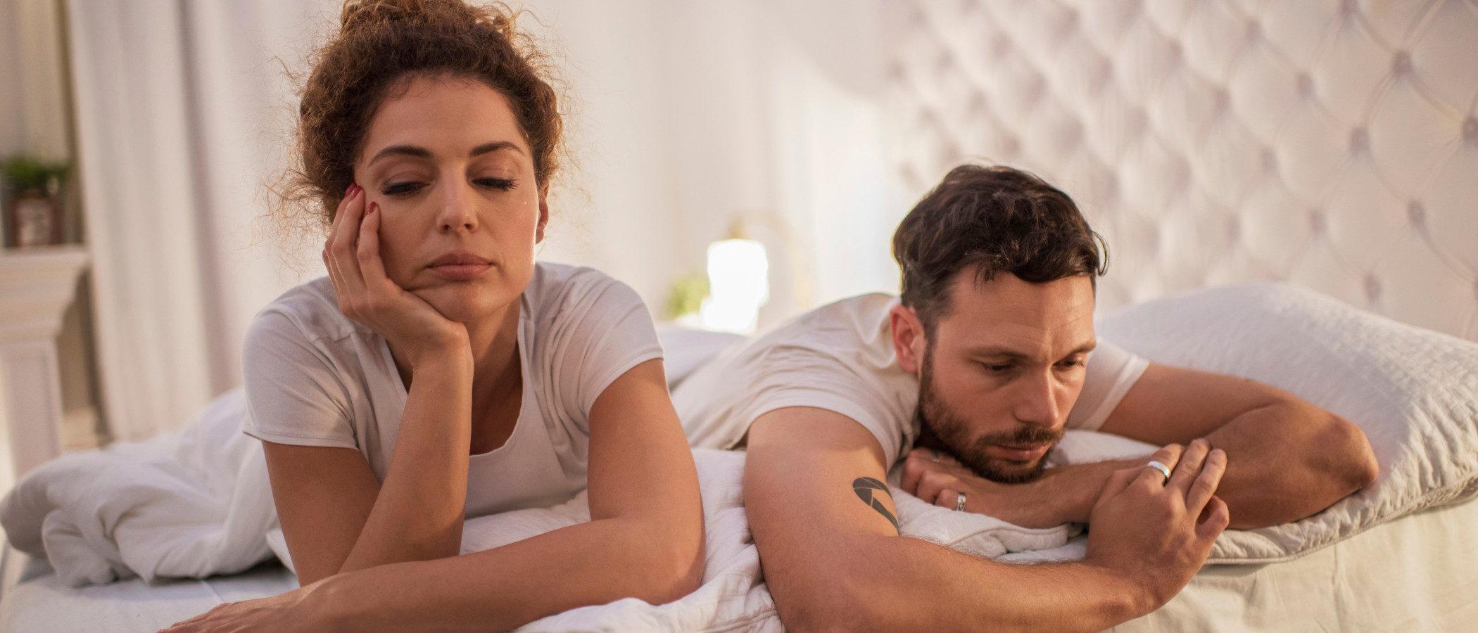 14 posibles causas de infertilidad en mujeres y hombres