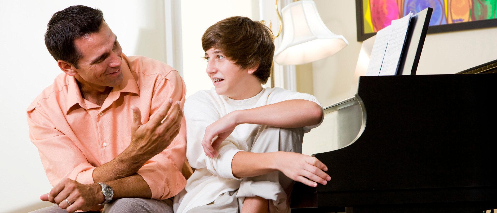 6 consejos para hablar con éxito con tu hijo adolescente