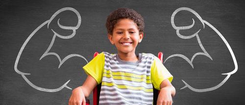 Cómo ayudar a un hijo con una discapacidad a ser feliz