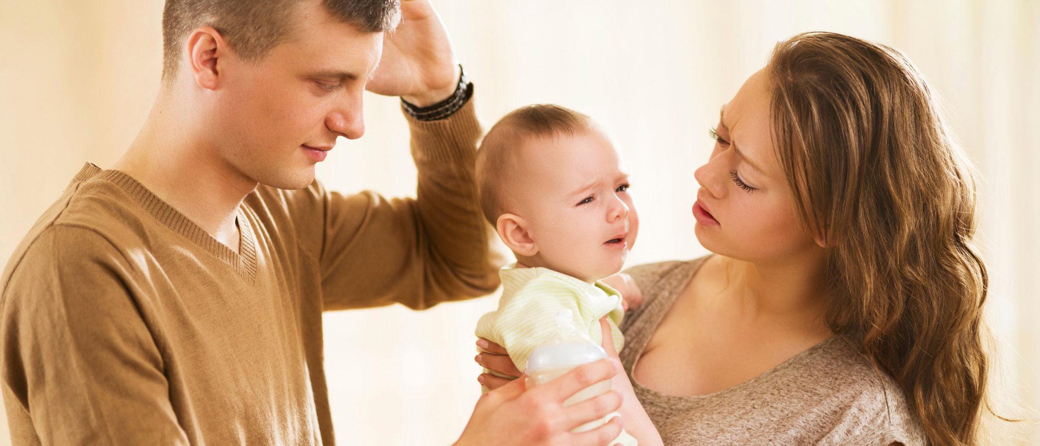 Aprende a diferenciar los tipos de llanto de tu bebé
