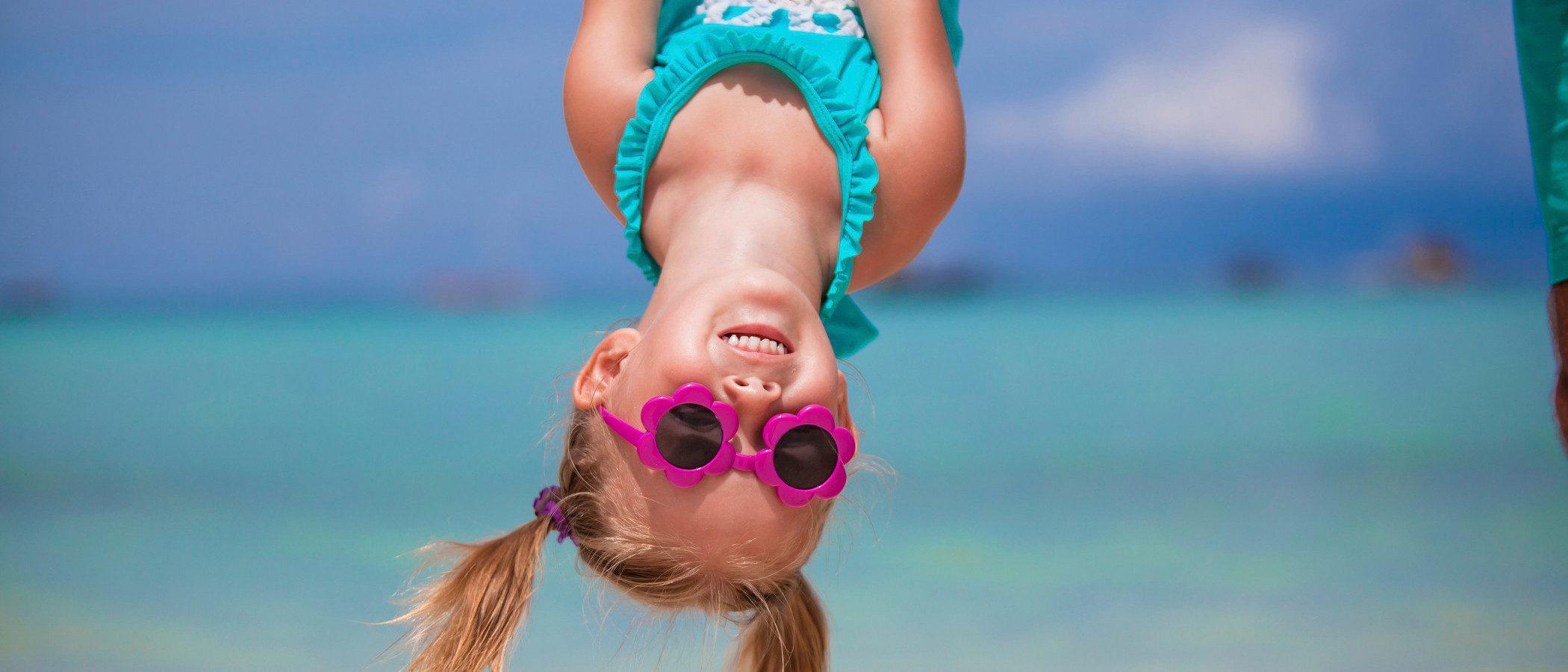 11 precauciones que debemos tener en verano con los niños