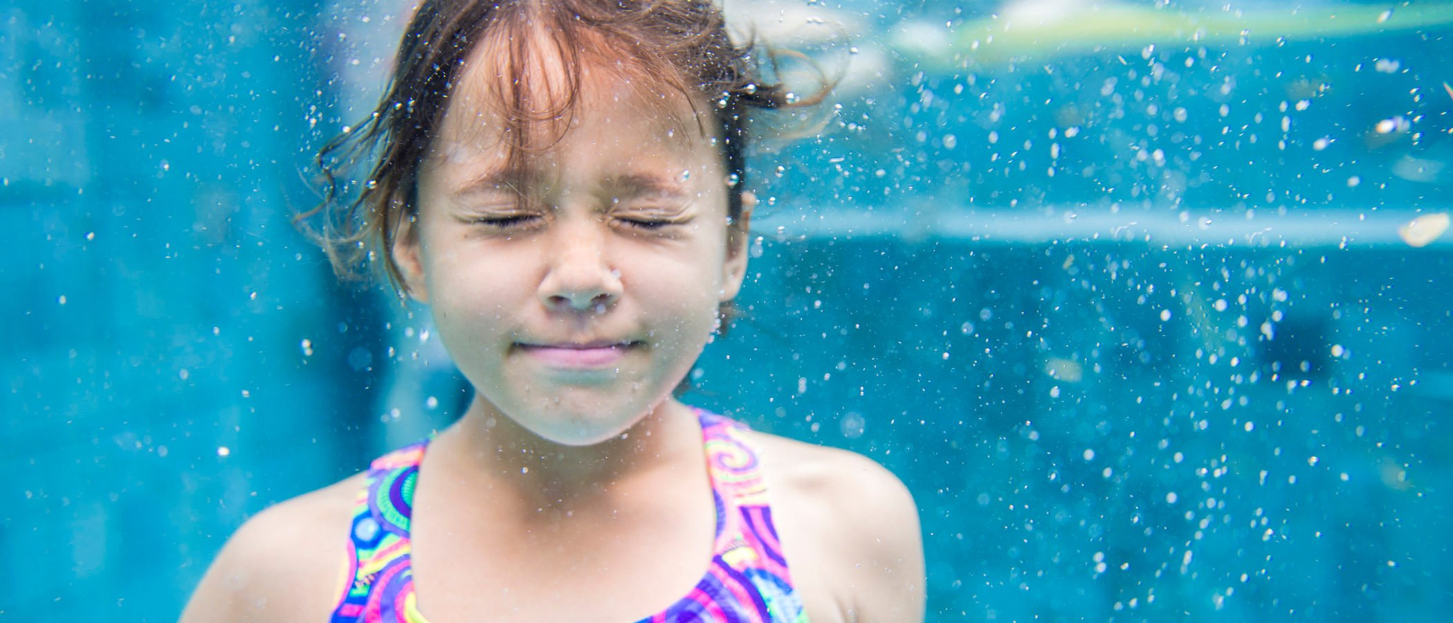 Planes de verano para niños: actividades acuáticas en la piscina