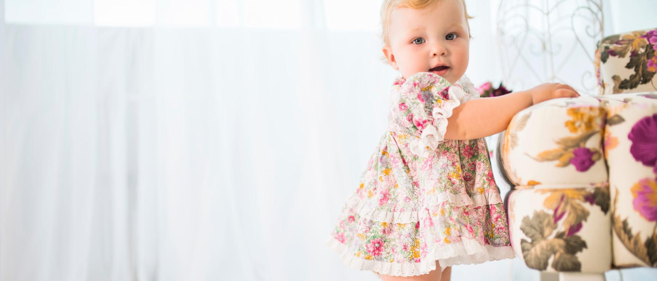 El andador y el bebé, ¿mejor aprender con o sin él?
