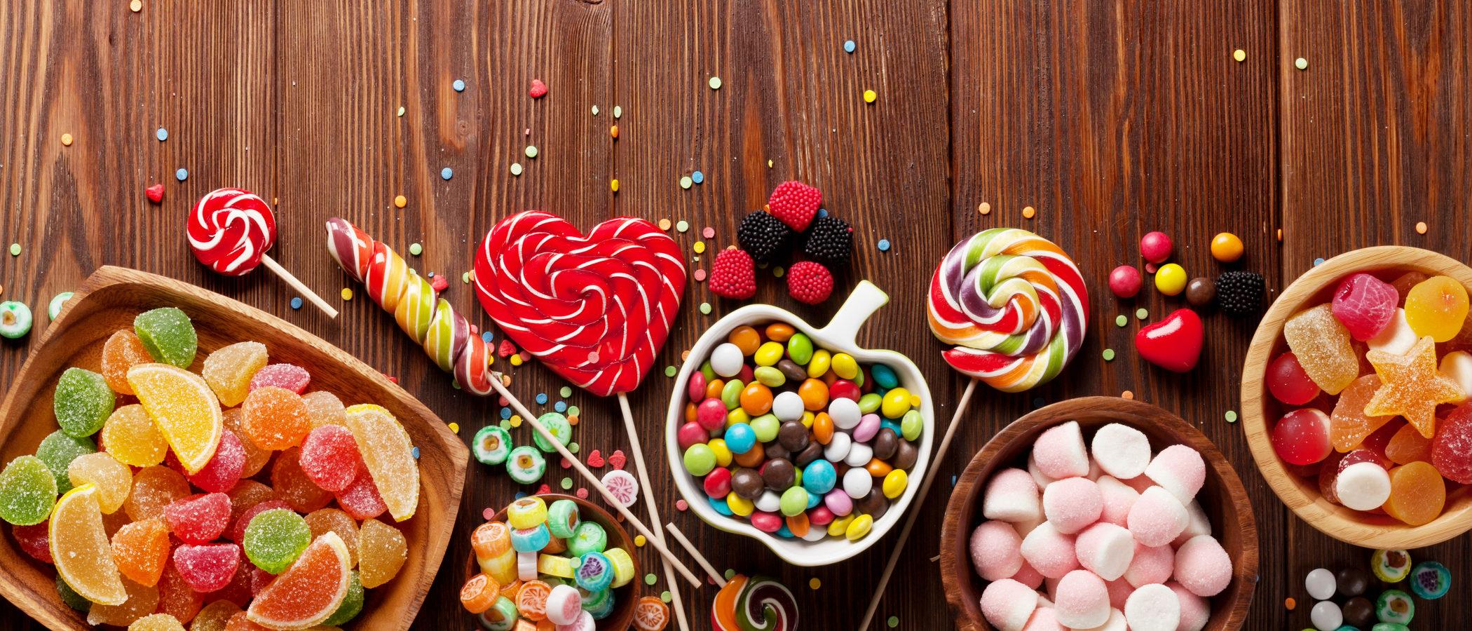 ¿Por qué es malo que los niños coman muchas chucherías?