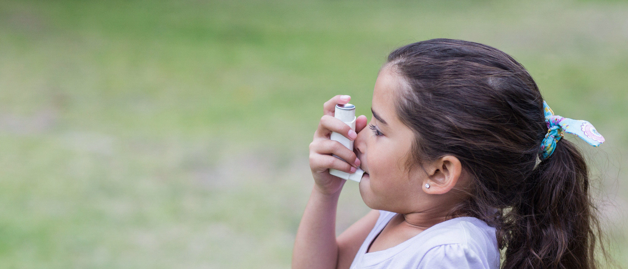 El asma en niños, síntomas y tratamientos