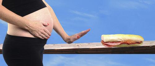 Definitivamente, ¿pueden las embarazadas comer jamón o no?