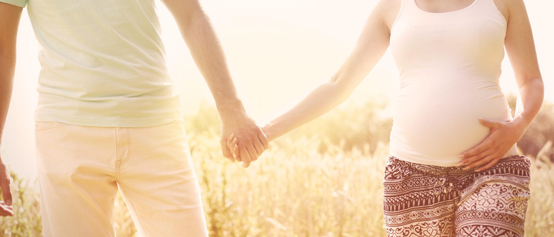 Los beneficios de caminar durante el embarazo
