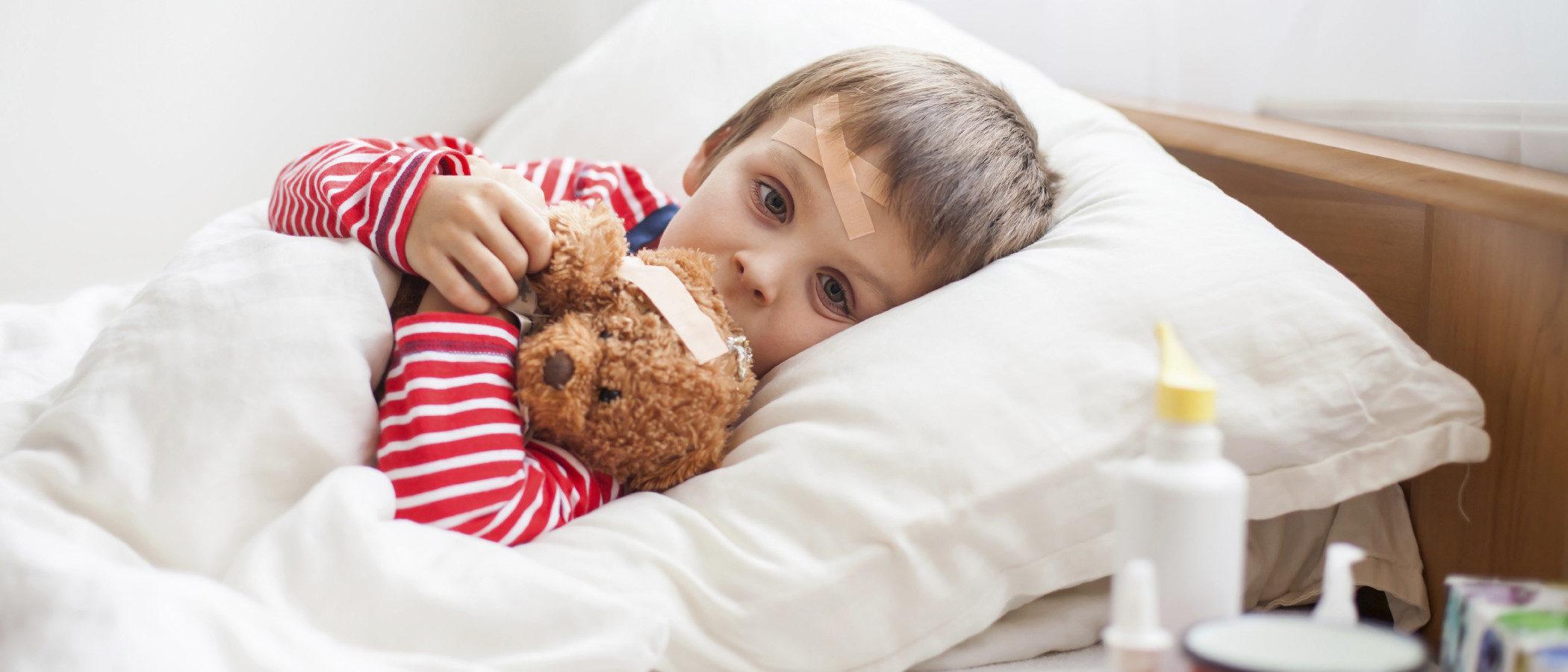La gastroenteritis en niños