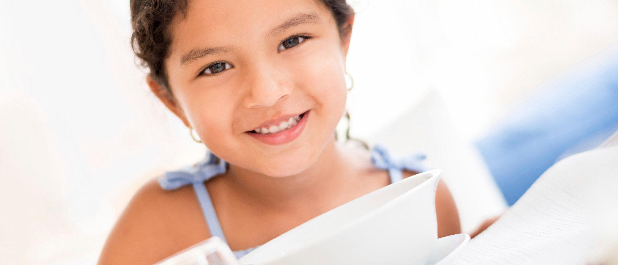 5 desayunos rápidos y nutritivos que puedes preparar a tus hijos