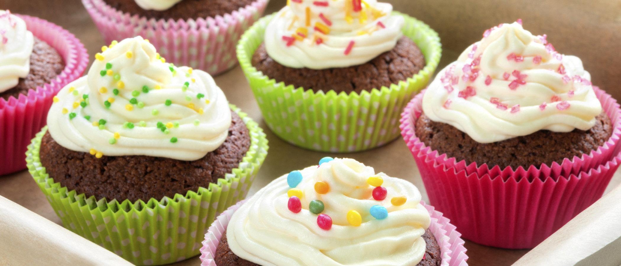 Recetas de cupcakes caseros para hacer con tus hijos