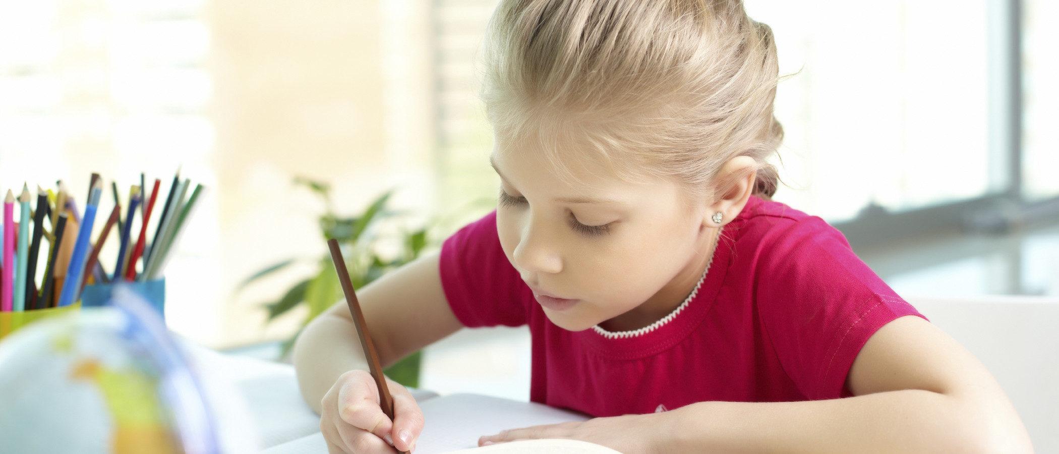 Cómo mejorar la concentración en niños