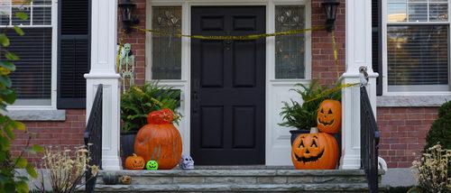 10 ideas para decorar tu jardín en Halloween